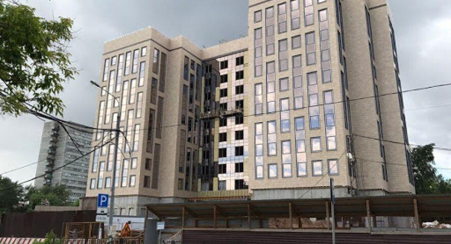 Комплекс апартаментов «Золоторожский» изображение 4