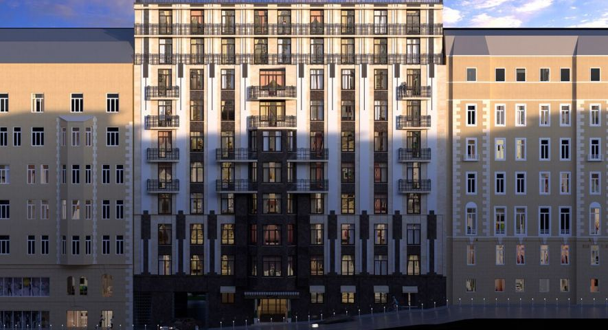 Клубный дом «Звонарский» изображение 3