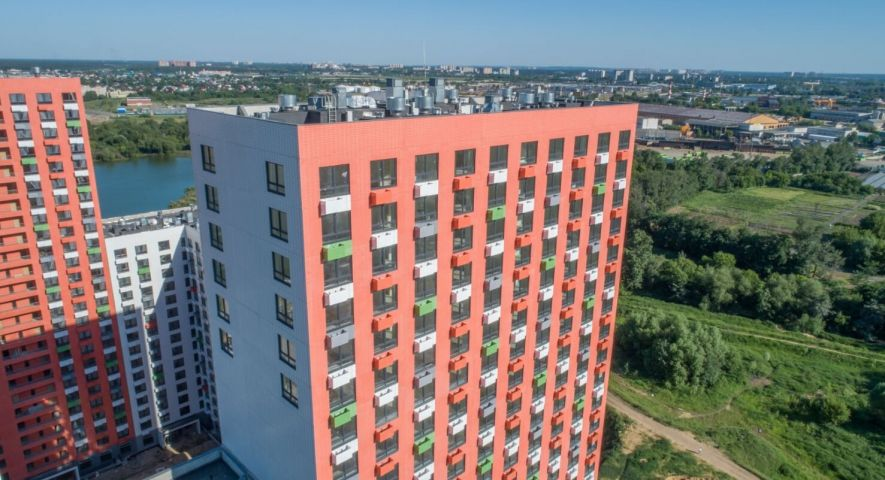 ЖК «Мой адрес в Некрасовке-2» (II очередь) изображение 0