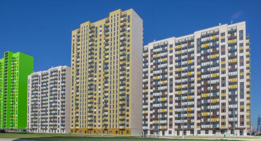 ЖК «Мой адрес в Некрасовке-2» (II очередь) изображение 1
