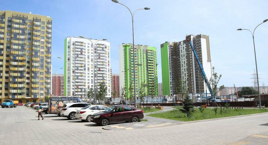 ЖК «Мой адрес в Некрасовке-2» (II очередь) изображение 2